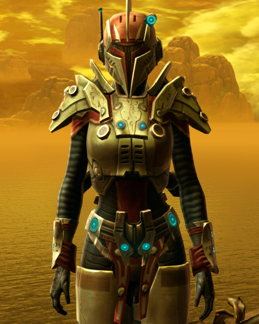 Trimantium Asylum Armor Set Preview from Star Wars: The Old Republic.