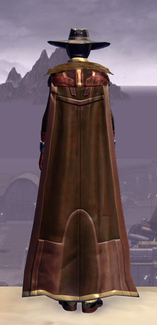Trimantium Onslaught Armor Set player-view from Star Wars: The Old Republic.