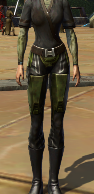 TT-16A Powered Assault Legplates (Republic) Armor Set Preview from Star Wars: The Old Republic.