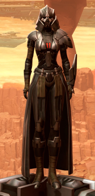 Top 10 Sith Warrior Armors