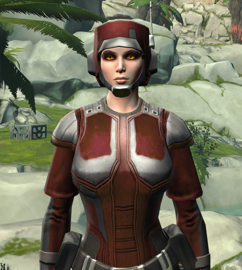 Ubrikkian Industries Corporate Armor Set from Star Wars: The Old Republic.