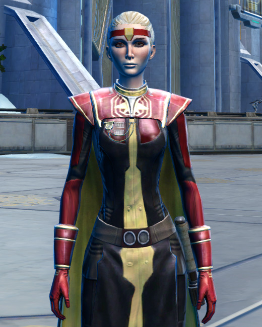 Ulgo Noble Armor Set Preview from Star Wars: The Old Republic.
