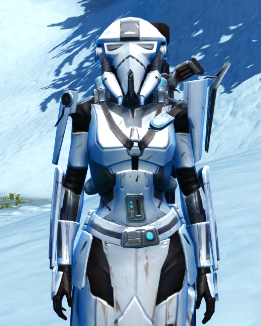 Vandinite Asylum Armor Set Preview from Star Wars: The Old Republic.
