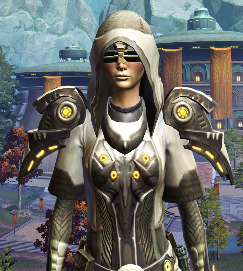 Veda Aegis Armor Set from Star Wars: The Old Republic.