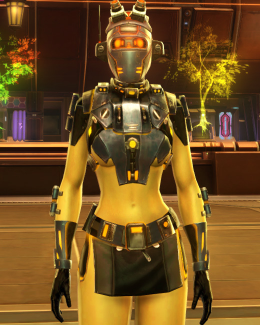 Ventilated Scalene Armor Set Preview from Star Wars: The Old Republic.