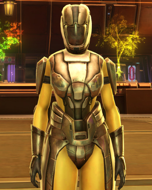 Ventilated Triumvirate Armor Set Preview from Star Wars: The Old Republic.
