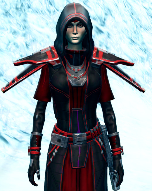 Vicious Adept Armor Set Preview from Star Wars: The Old Republic.