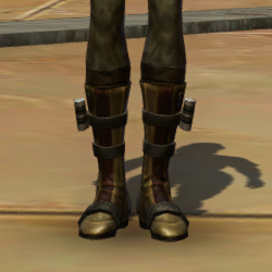 Vindicator's Boots (Republic)