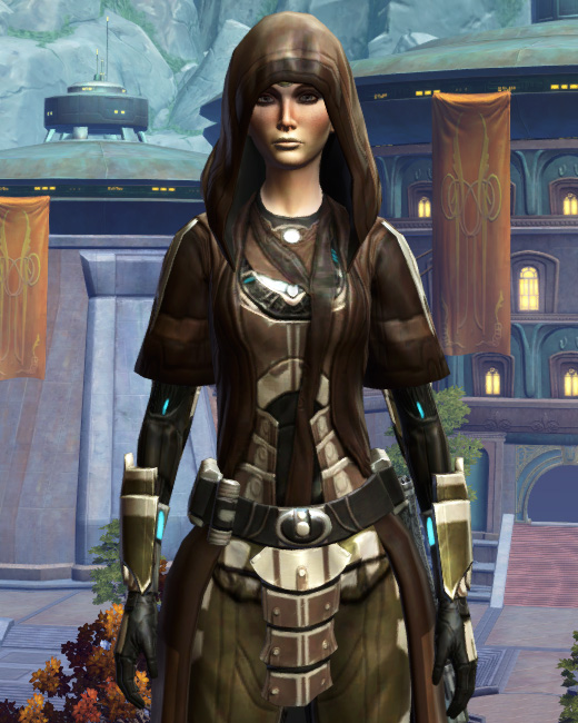 Vine-silk Aegis Armor Set Preview from Star Wars: The Old Republic.