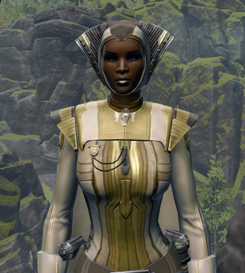 Voidmaster Armor Set from Star Wars: The Old Republic.