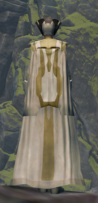 Voidmaster Armor Set player-view from Star Wars: The Old Republic.