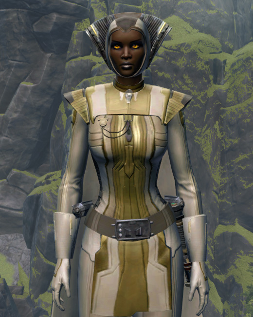 Voidmaster Armor Set Preview from Star Wars: The Old Republic.
