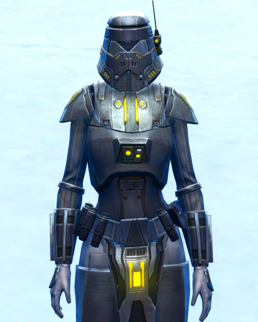 Volatile Shock Trooper Armor Set Preview from Star Wars: The Old Republic.