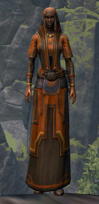 Voss Dignitary Armor Set Outfit from Star Wars: The Old Republic.