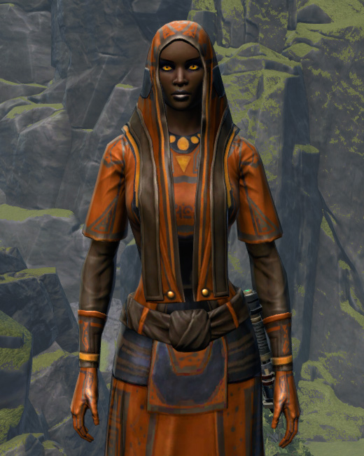 Voss Dignitary Armor Set Preview from Star Wars: The Old Republic.