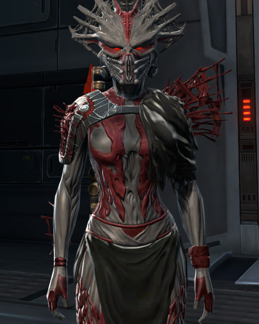 War Hero Survivor (Rated) Armor Set Preview from Star Wars: The Old Republic.