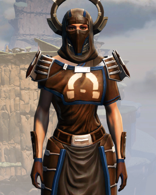 War Hero Survivor Armor Set Preview from Star Wars: The Old Republic.