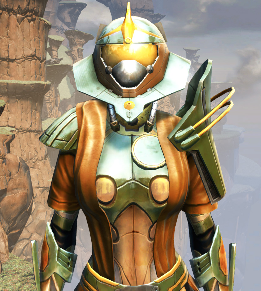 War Hero War Leader Armor Set from Star Wars: The Old Republic.