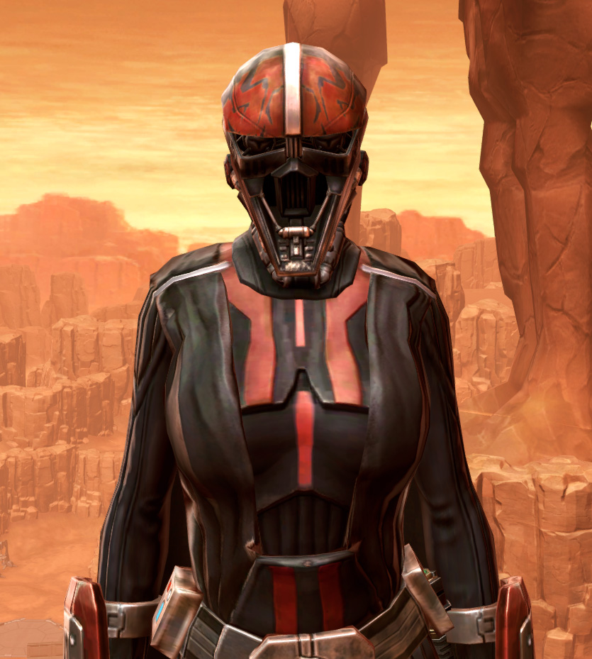 Warlord Elite Armor Set from Star Wars: The Old Republic.