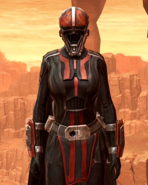 Warlord Elite Armor Set Preview from Star Wars: The Old Republic.