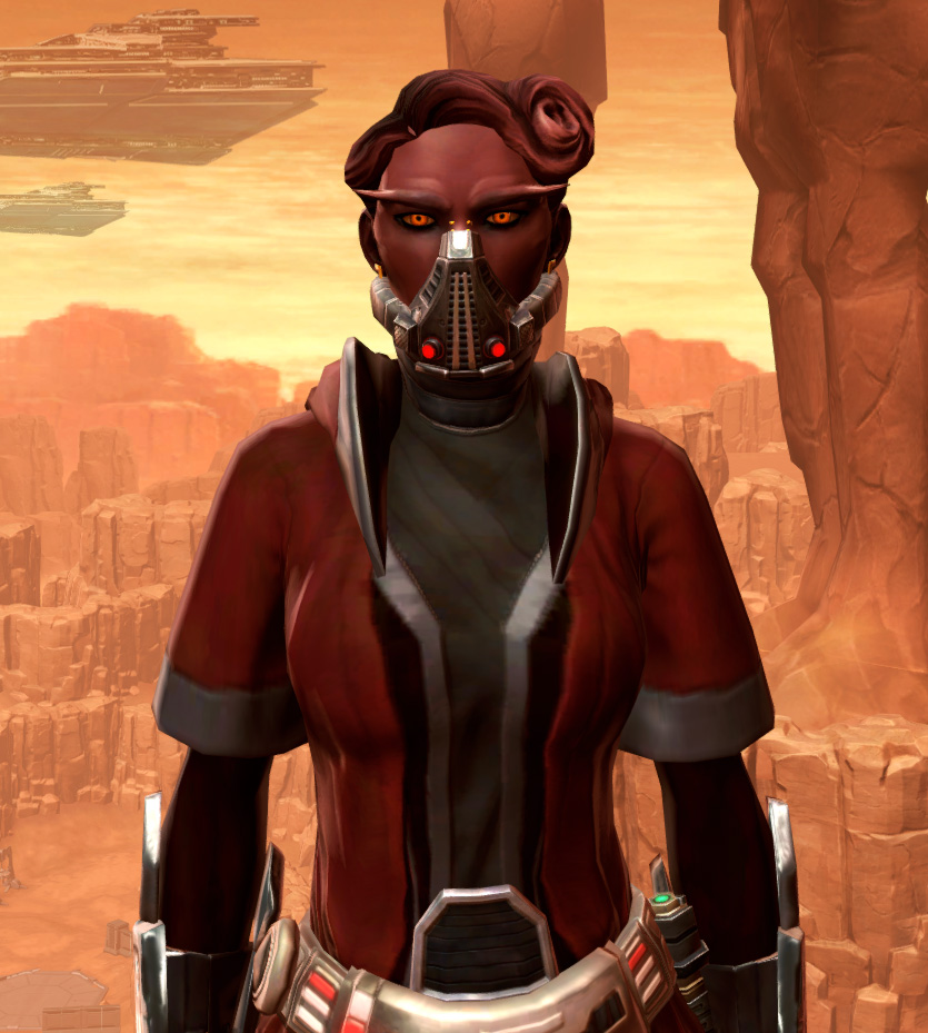 Warlord Armor Set from Star Wars: The Old Republic.