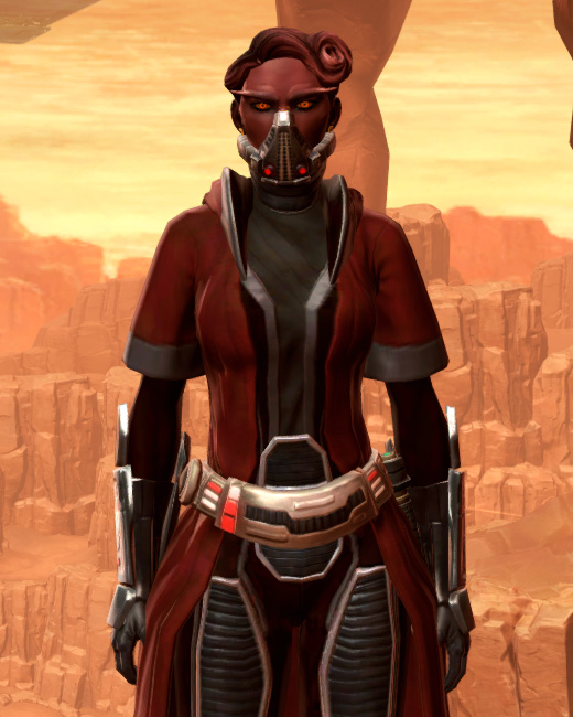 Warlord Armor Set Preview from Star Wars: The Old Republic.