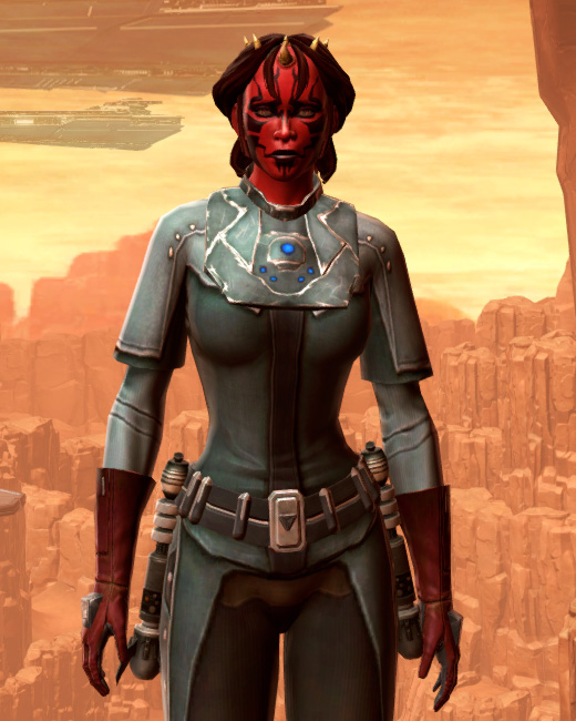 Warrior Armor Set Preview from Star Wars: The Old Republic.