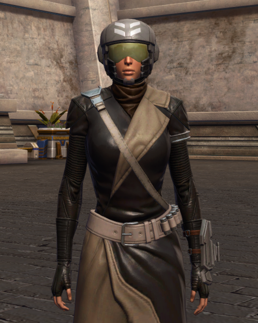 Wayward Voyager Armor Set Preview from Star Wars: The Old Republic.