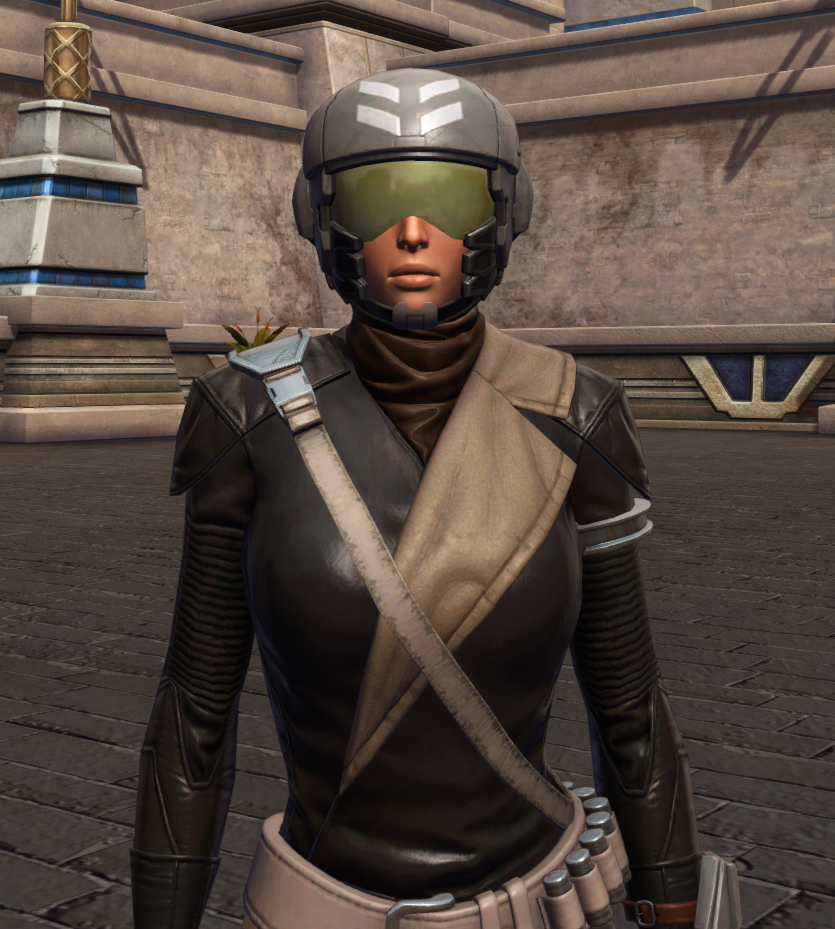 Wayward Voyager Armor Set from Star Wars: The Old Republic.