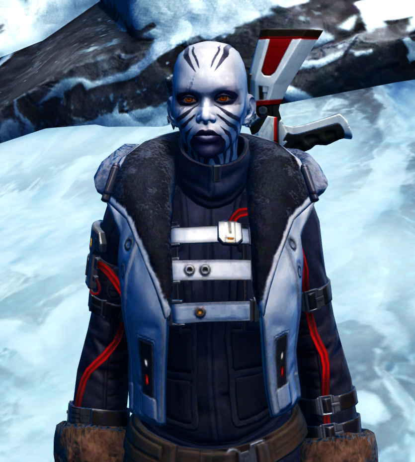 Winter Outlaw Armor Set from Star Wars: The Old Republic.