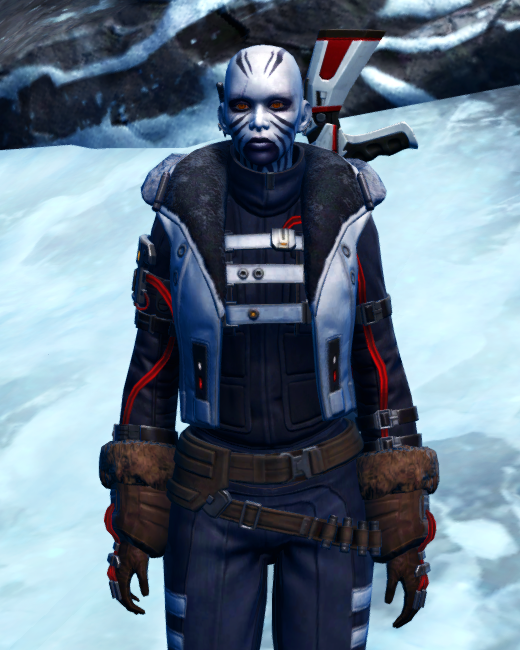 Winter Outlaw Armor Set Preview from Star Wars: The Old Republic.