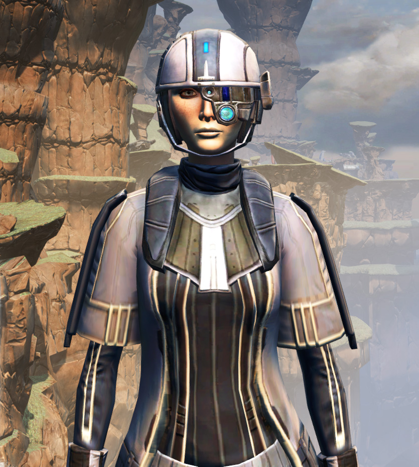 X-3 Techmaster Armor Set from Star Wars: The Old Republic.