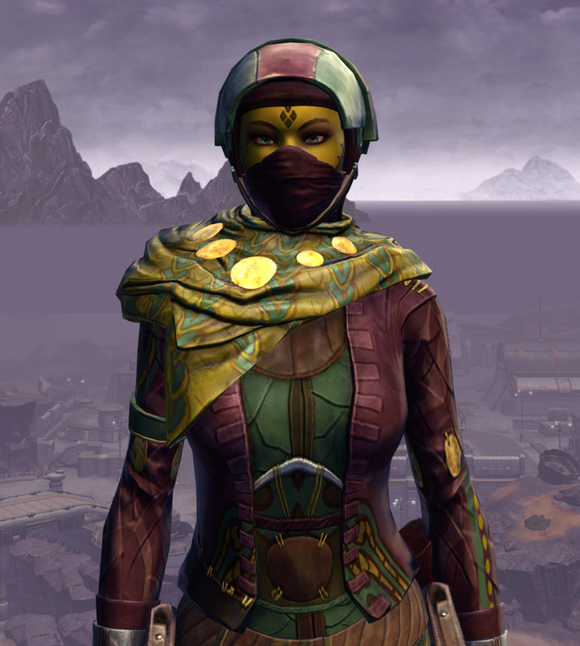 Xonolite Onslaught Armor Set from Star Wars: The Old Republic.
