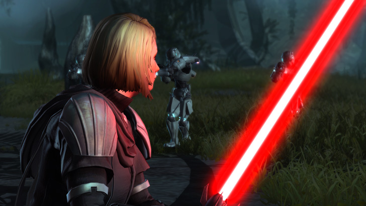 kotfe-lana-red-lightsaber