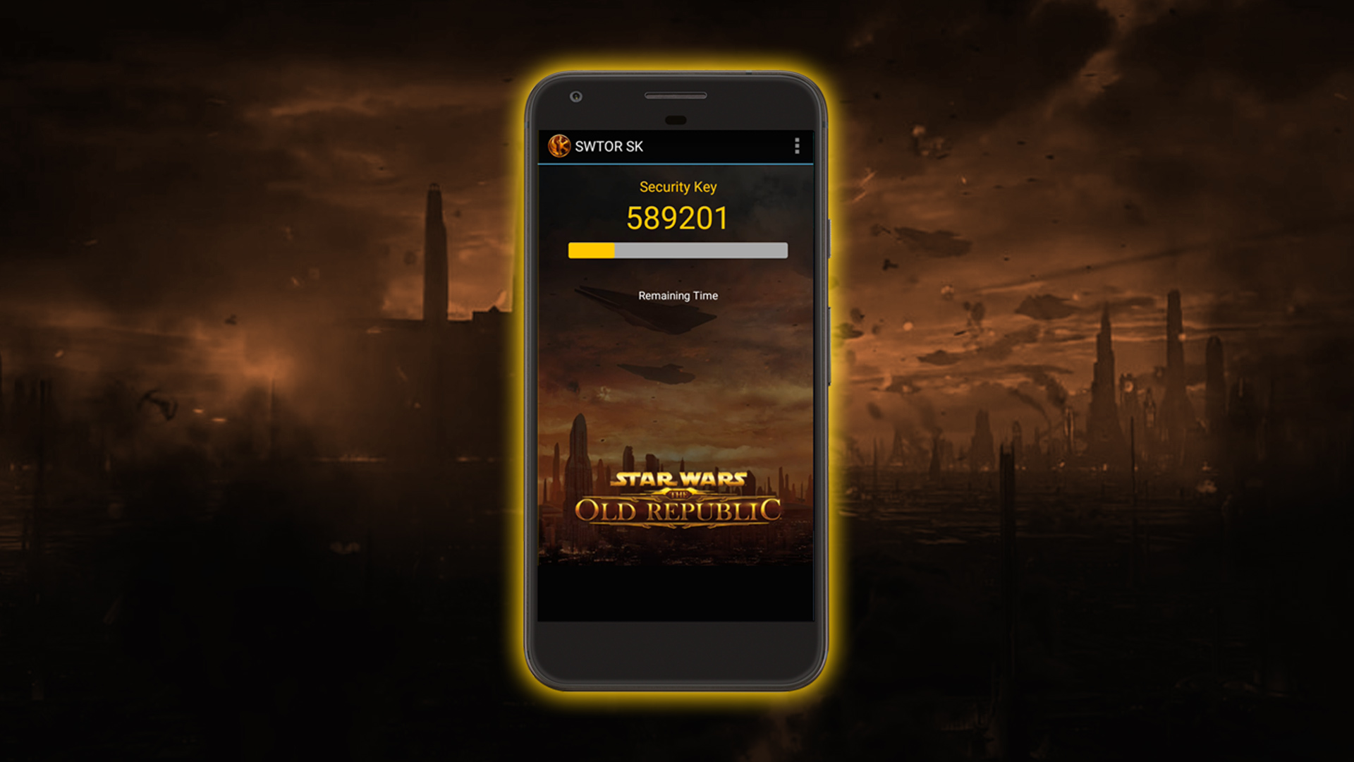 The Old Republic™ Security Key for Android - APK Download