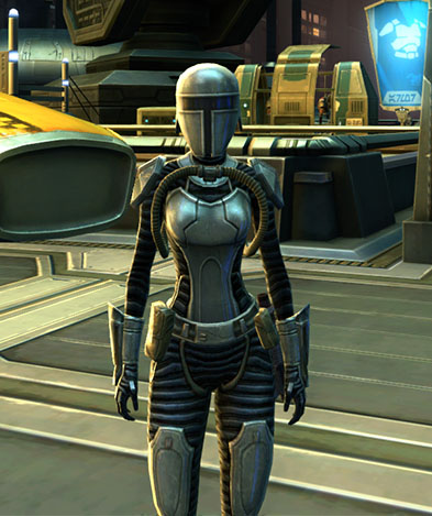 SWTOR KOTOR Armors & Outfits