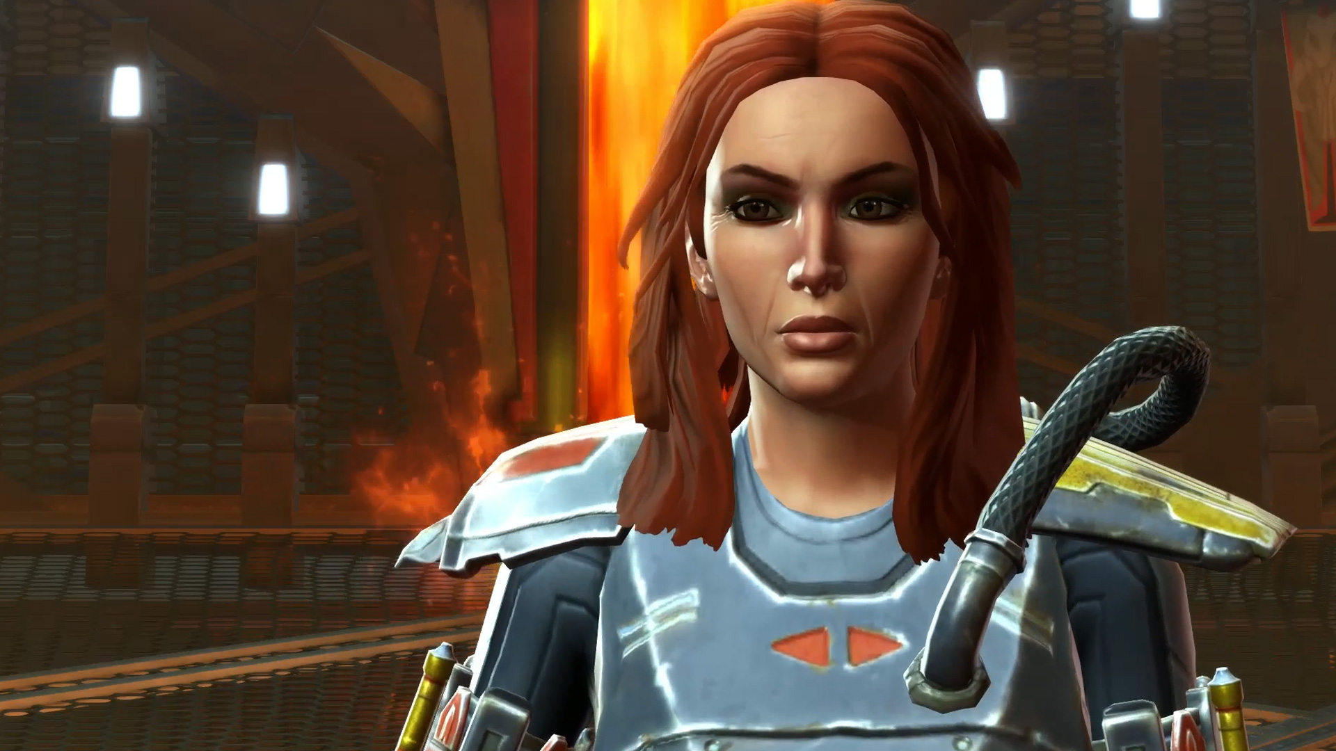 Shae Vizla Returns As A Subscriber Reward For Subscribing Between August 28th October 5th 2020 In Swtor