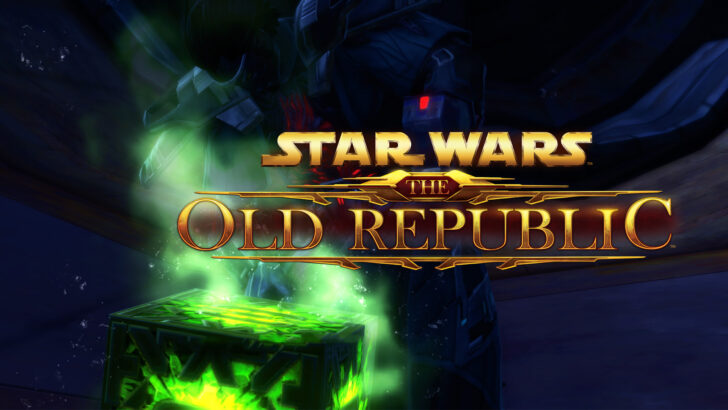 Galactic History of the Old Republic Lore Entries