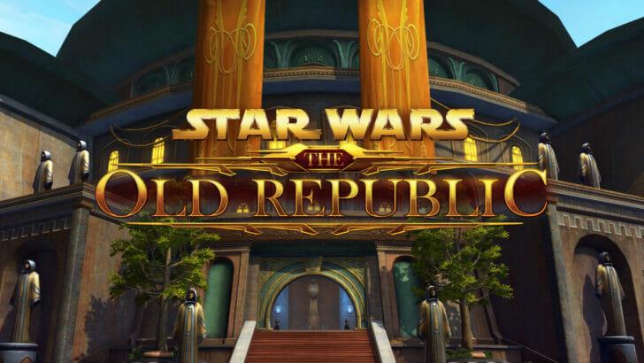 Tython, Coruscant and Jedi Old Republic Lore Entries