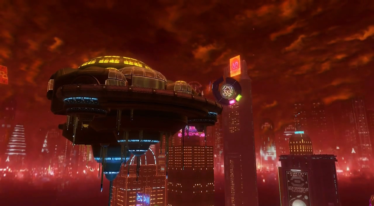 SWTOR Galactic Living: Nar Shaddaa Sky Palace Player Housing Video Released + Video Breakdown
