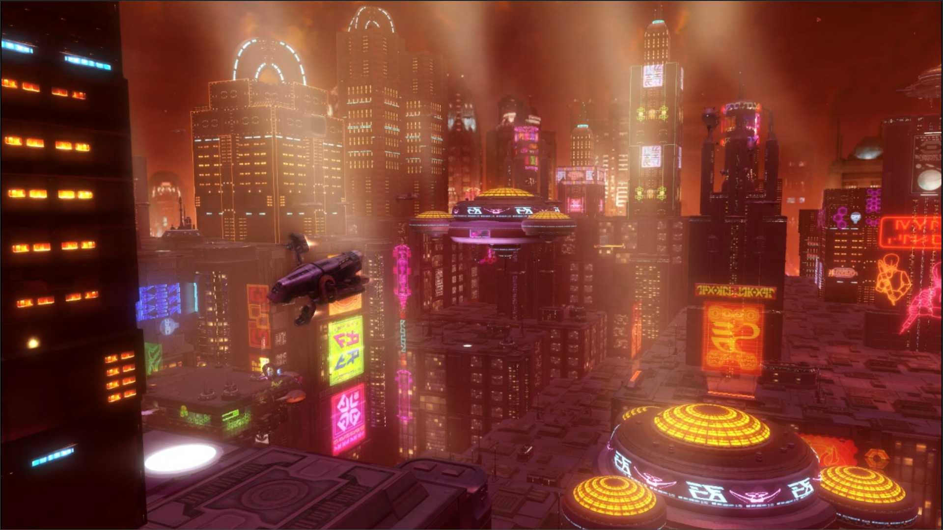 Nar Shaddaa Environment Swtor Strongholds