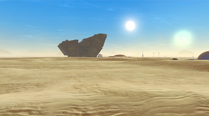 Tatooine Homestead Stronghold Confirmed For Player Housing
