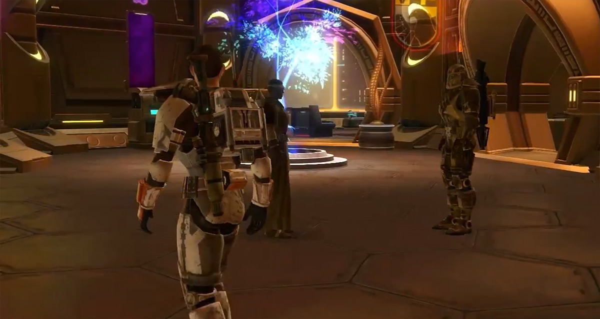 SWTOR May Insider Video + Strongholds Video Breakdown & Screenshots