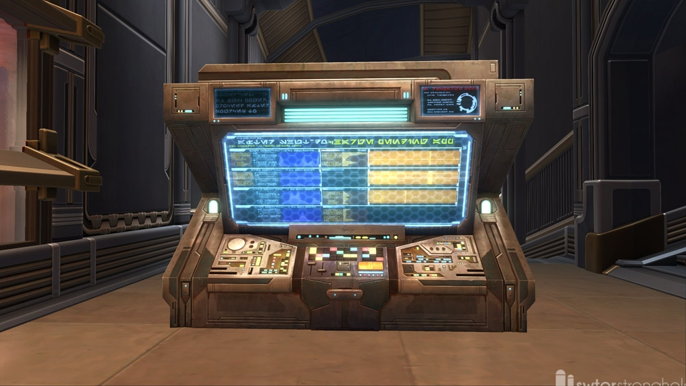 SWTOR Computer Station (Planetary)