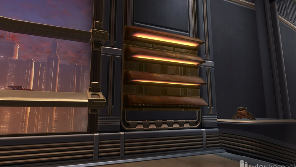 SWTOR Heating Vents