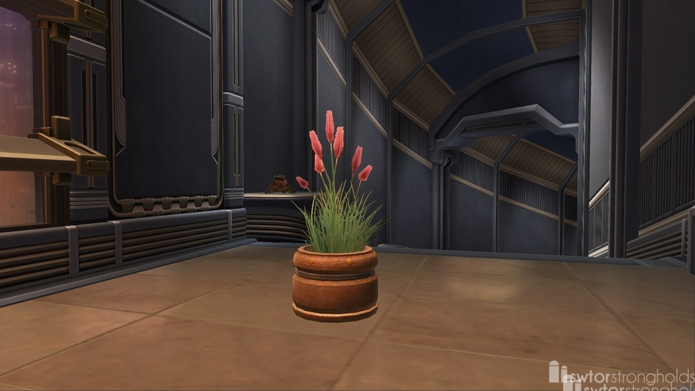 SWTOR Potted Plant: Weed Flowers