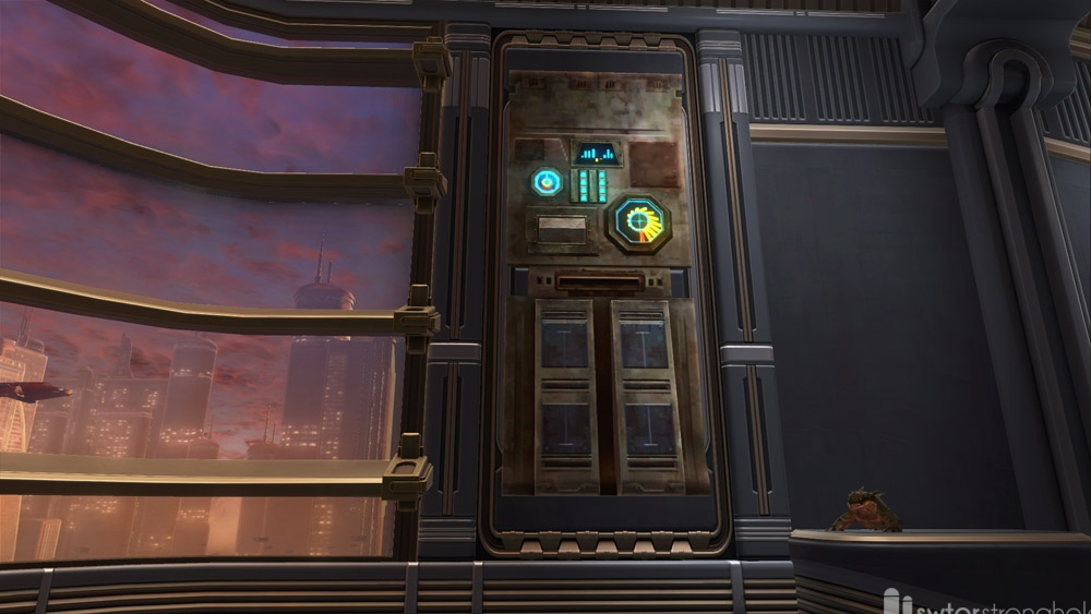 SWTOR Power Station Console