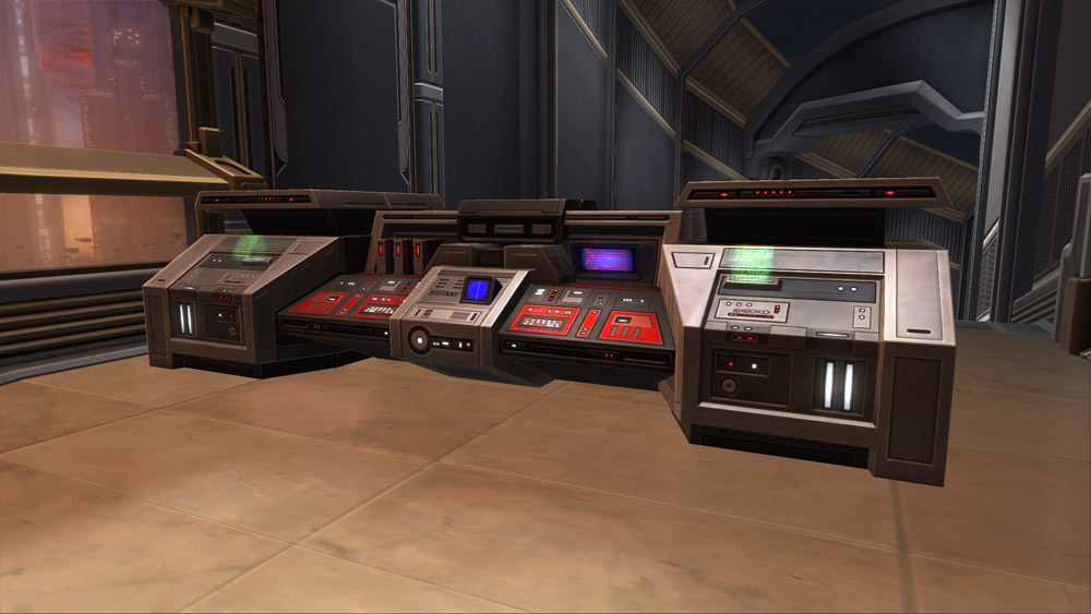 SWTOR Ship Computer: Imperial (Base)