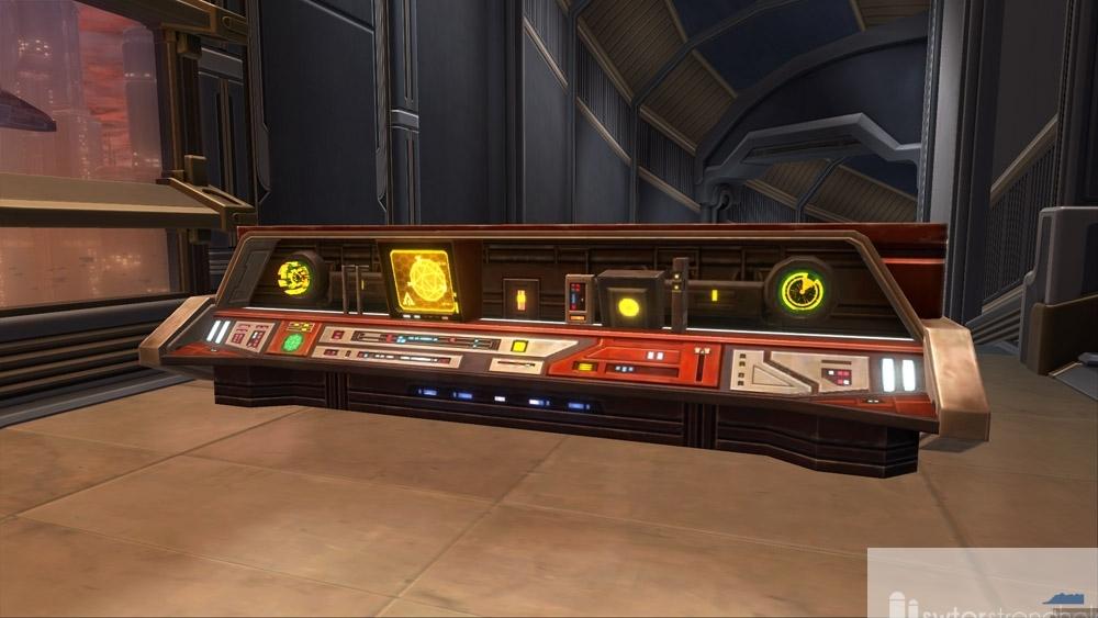 SWTOR Ship Computer: Republic (Base)
