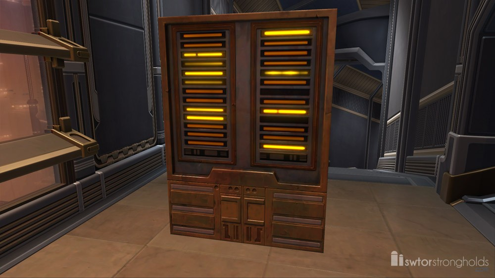 SWTOR Ancient Library Archive